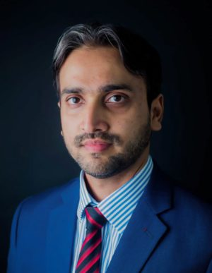 Jibran Haider - CFD software developer